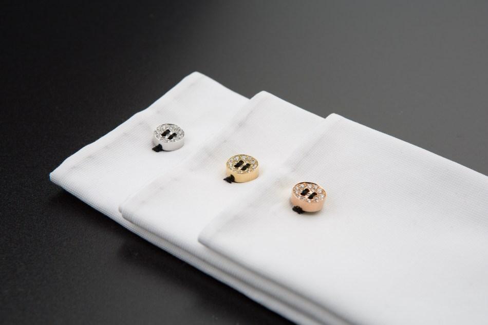 Eyelet Milano Diamonds Collection set