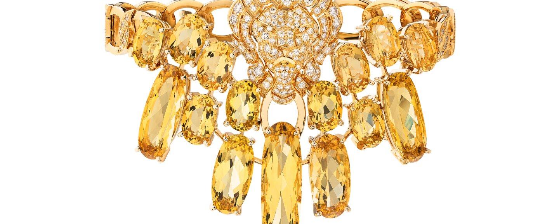 Chanel L'Esprit du Lion Bracelet Dazzling