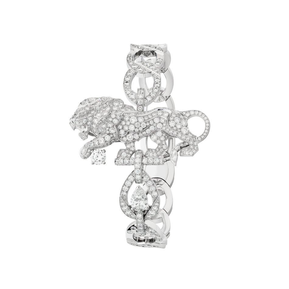 Chanel L'Esprit du Lion Bracelet Timeless