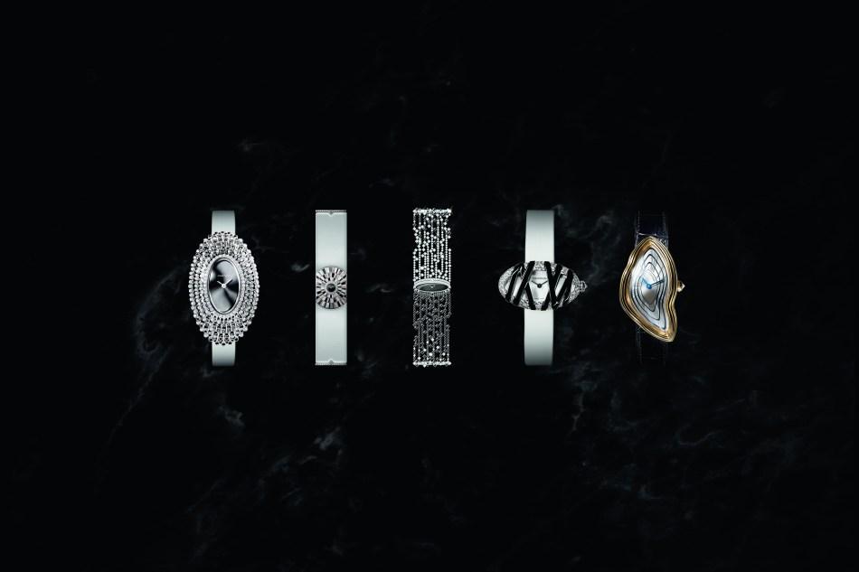 Cartier Libre Collection