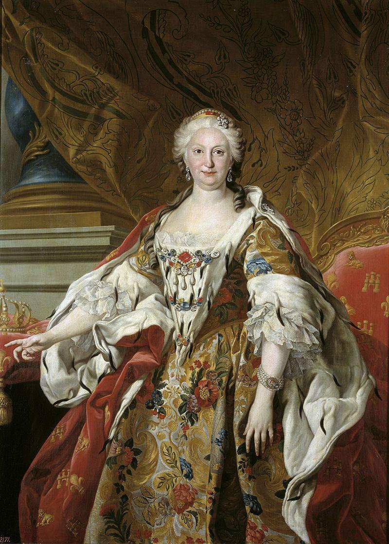 Elisabeth Farnese, Queen of Spain (1692-1766)