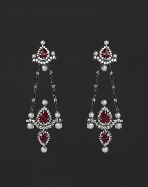 Nadia Morgenthaler - Natural Pearls & Diamonds Rubies
