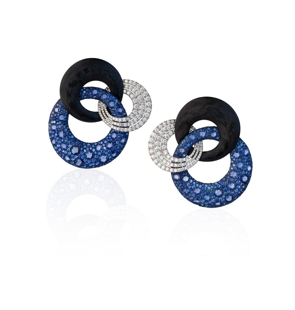 Fabio Salini high jewellery earrings