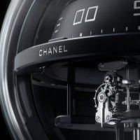Monsieur Chronosphère Clock