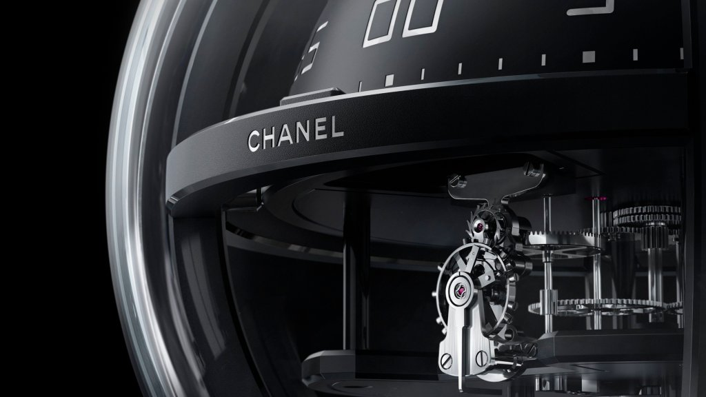 Đồng hồ Chanel Monsieur de Chanel Chronosphère