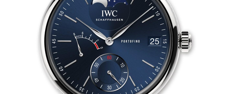 IWC Portofino Moon Phase for Laureus F1 Charity Night