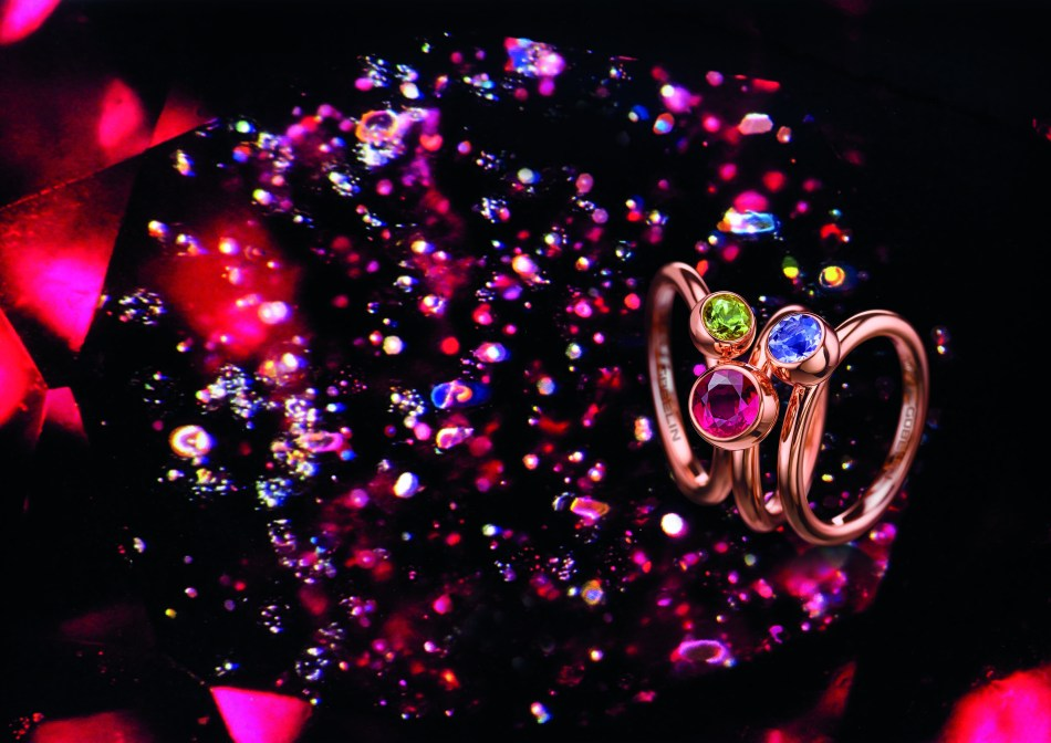 Gübelin Jewellery - Sparks of Fire Collection