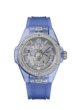 Big Bang One Click Sapphire 39 mm