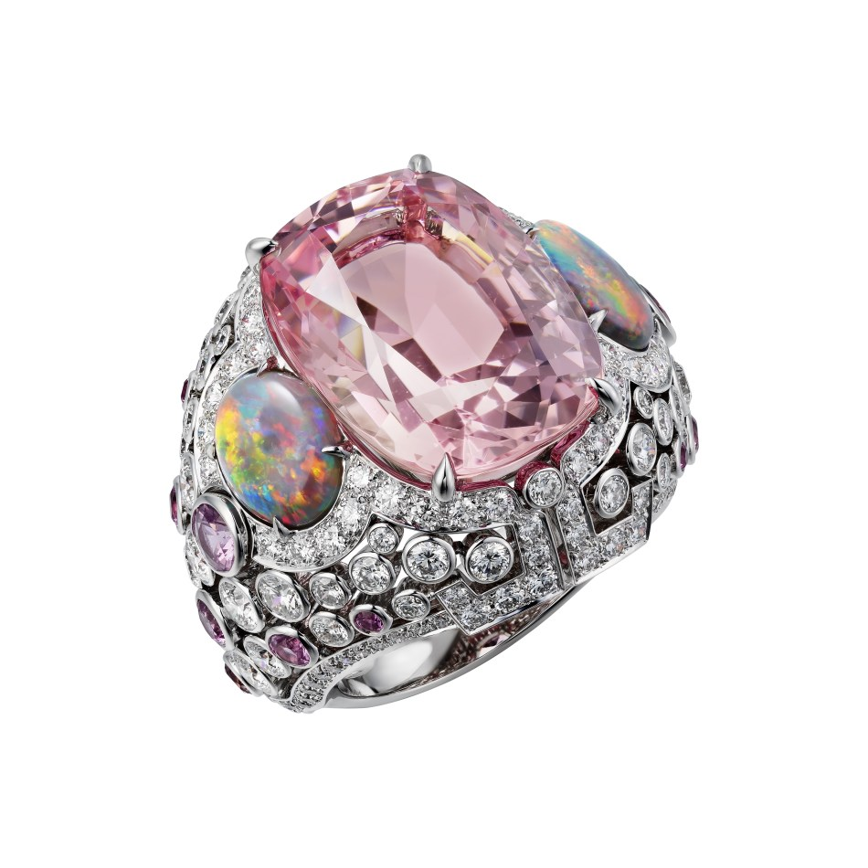 Coloratura by Cartier Yoshino Ring