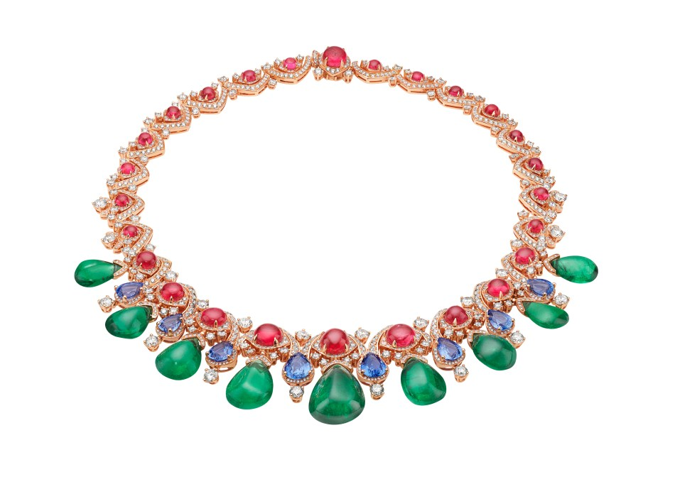 Collier Bulgari Cinemagia