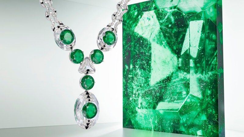Cartier Magnitude High Jewelry Collection Théia Náhrdelník