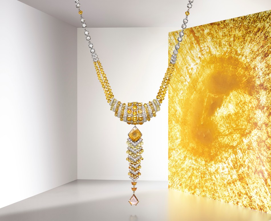 Cartier Magnitude High Jewellery-collectie Yuma-ketting