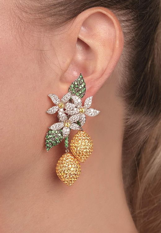 Michele della Valle earrings