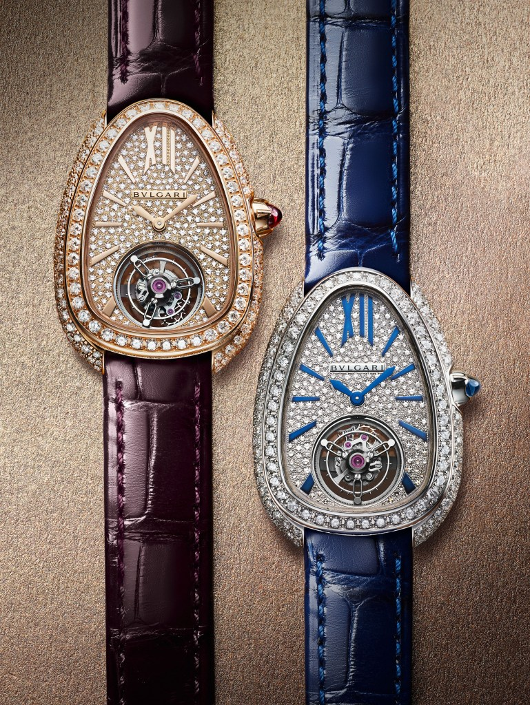 Bulgari Serpenti Seduttori Tourbillon