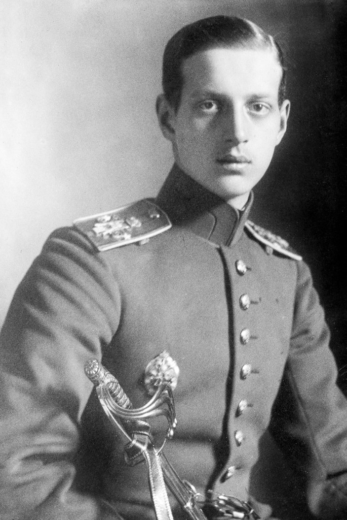 Grand Duke Dmitri Pavlovich of Russia