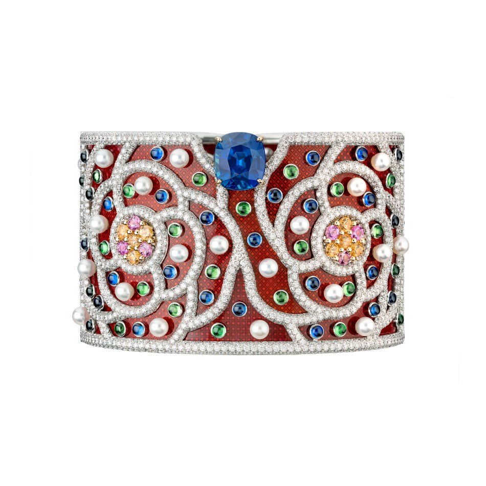 Le Paris Russe de Chanel, Folklore Cuff