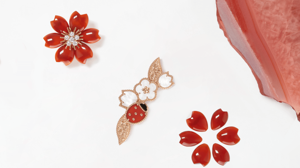Van Cleef & Arpels Lucky Spring Collection