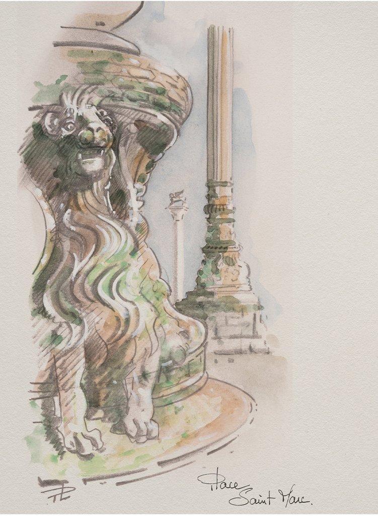 Chanel Escale à Venise