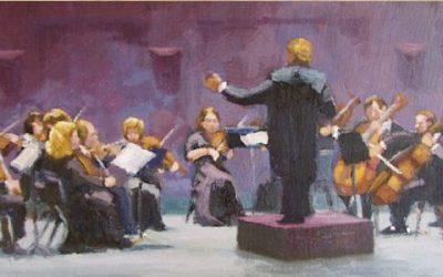 Skibo Strings 'Serenades for Strings'