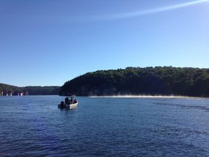 Army Corps on Summersville Lake