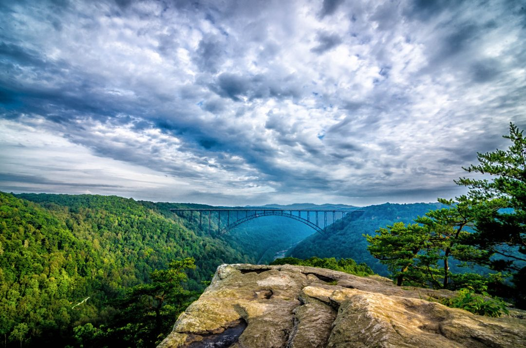 Long Point at New River Gorge