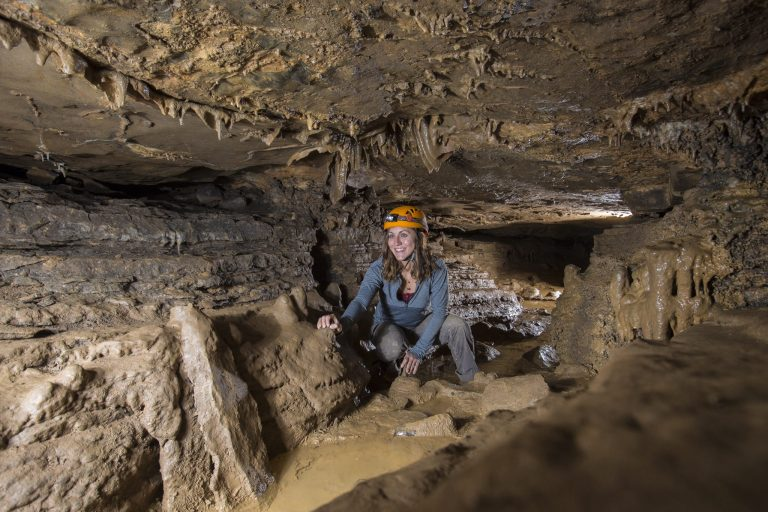 Caves in West Virginia