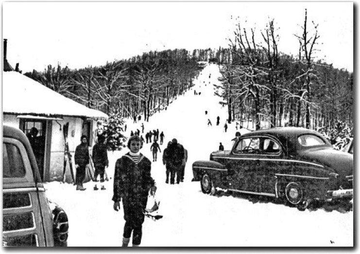 Lost Turns: Chestnut Ridge Park