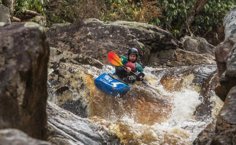 Blackwater Triple Crown: Tomko Falls