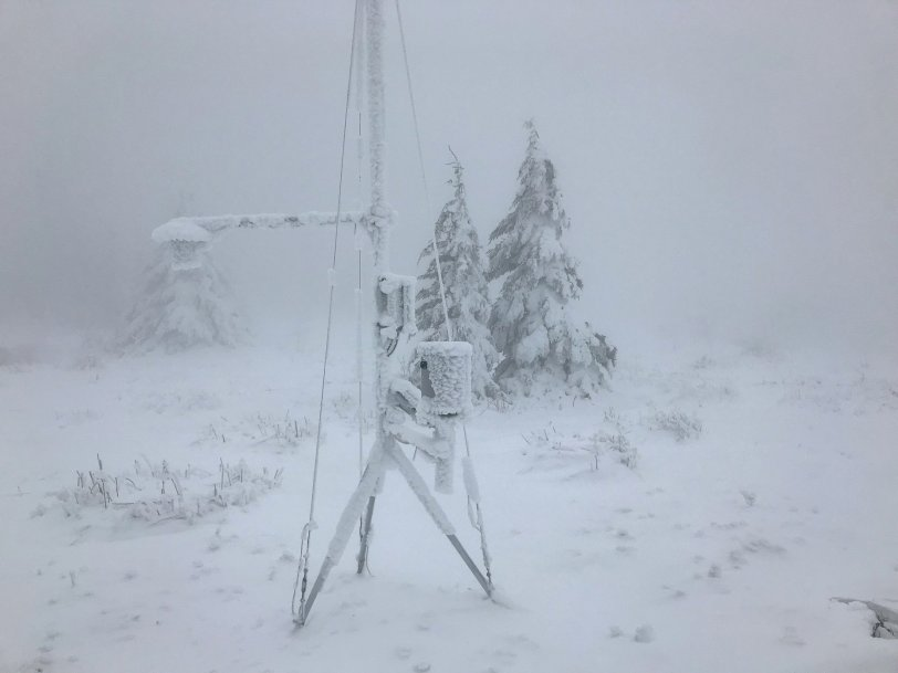 Canaan Valley Weather: Bald Knob weather station