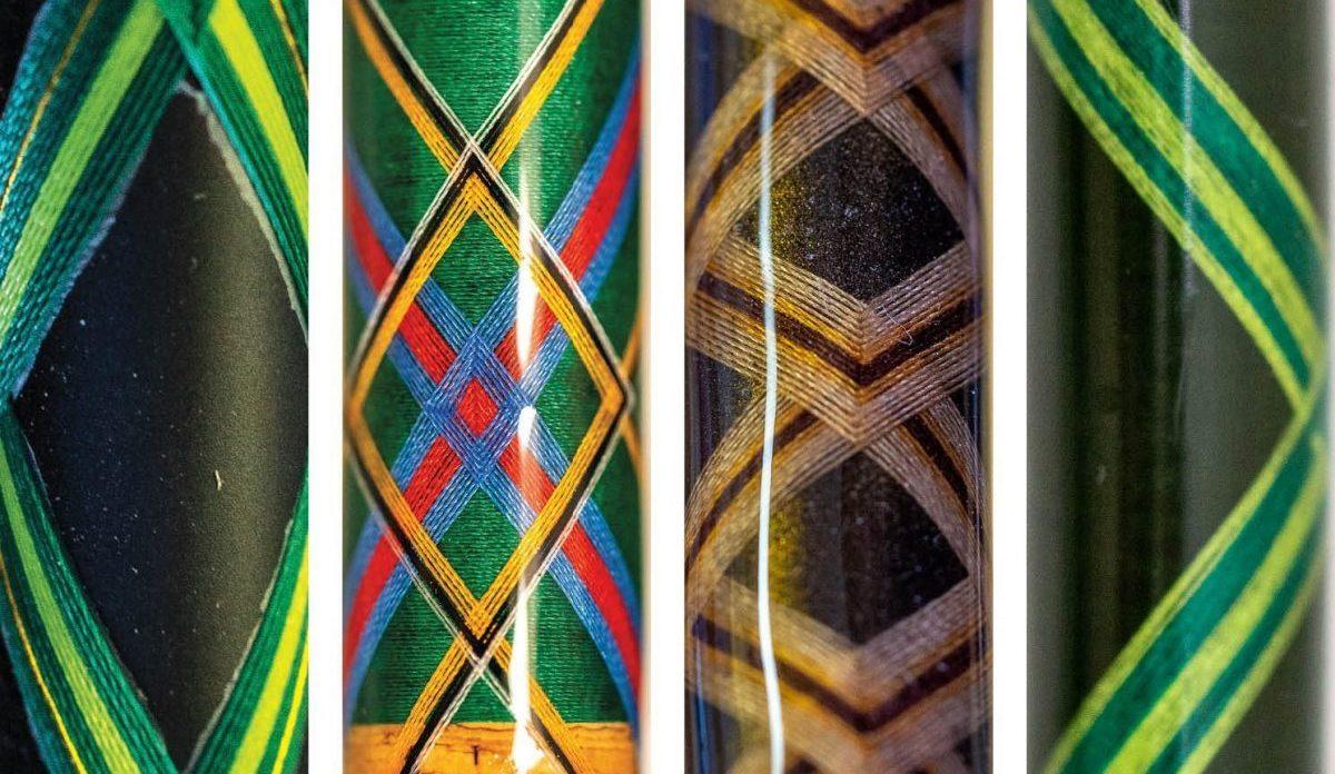 Fly Art - Decorative Rods