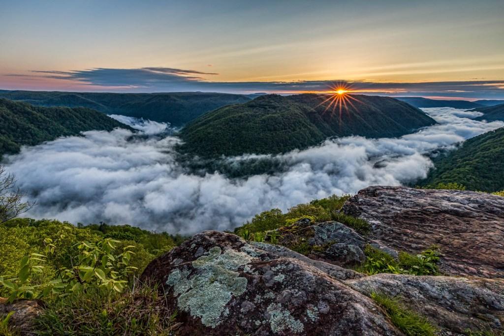 New River Gorge National Park: Grandview