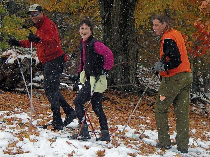 Leading Ladies of West Virginia: Septembruary Snow