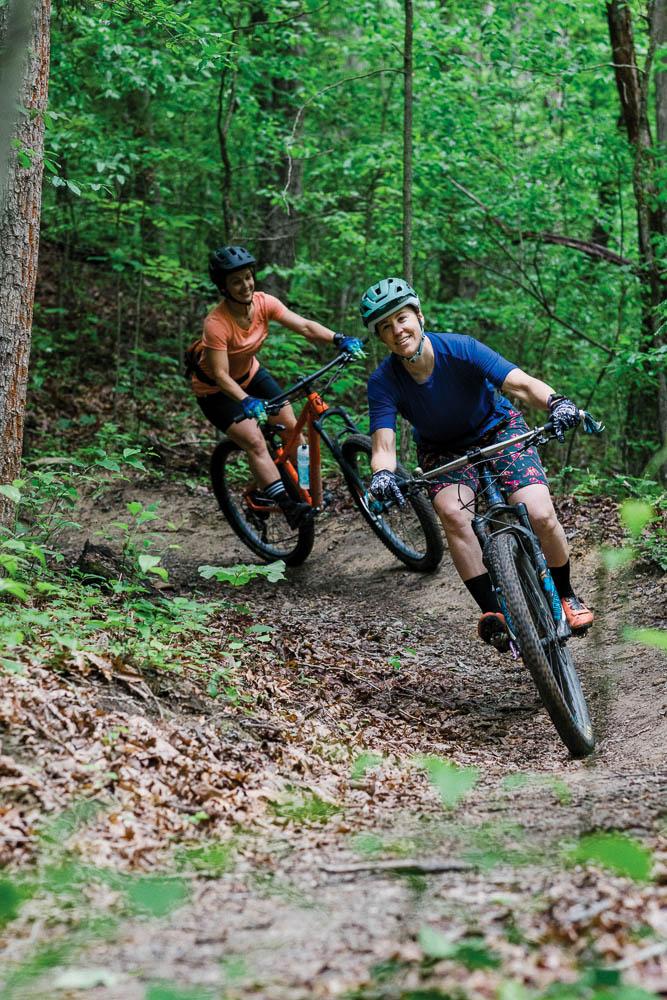Wolf Creek Trails - Perfect Berm