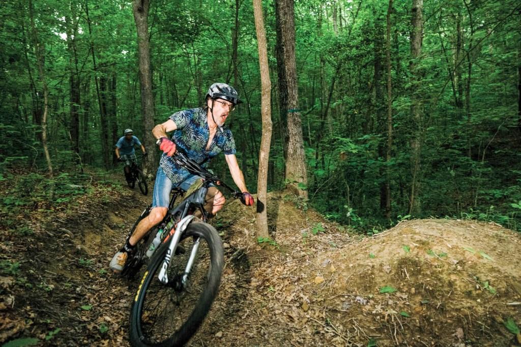 Michael Boyes Bike Party