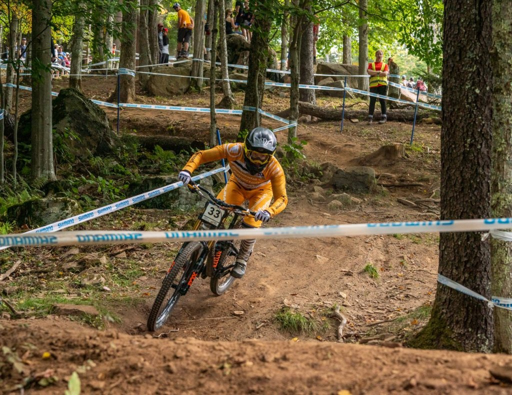 2021 Mountain Bike World Cup: Charlie Hatton