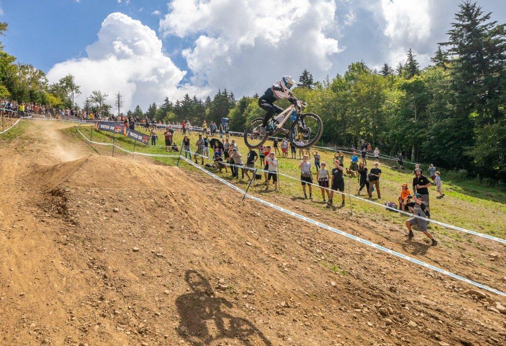 2021 Mountain Bike World Cup: Cupp Run Gap