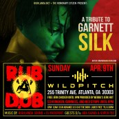 Promotional Image for event Rub-A-Dub ATL. Come and join us to commemorate one of reggae music's all-time greats Garnet Silk, the celebrated singer who died tragically 22 years ago. > Similarly to The Notorious B.I.G., whom many hail as the greatest rapper ever, Garnet had a short run within the timeline of music history yet his legacy continues to grow. For this celebration, joining the resident DJs of Rub-A-Dub ATL, the Reggae Party will be Aba Shaka of Cosmic World Beat and the Musical Ark of the Covenant, alongside Highlanda Sound co-founder, Archangel SuperPec. Theme: Tribute to Garnet Silk | RUB-A-DUB ATL - Second Sundays at WildPitch Music Hall Date: SUNDAY, APRIL 9, 2017...