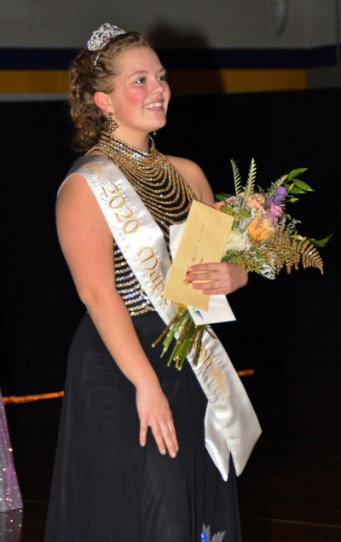 Highland County, Virginia, Maple Festival, Maple Queen, pageant