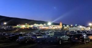 Highland County, Virginia, Highland County Fair, small town, festival, truck, tractor, pull, demolition derby, horse show, fair, amusements