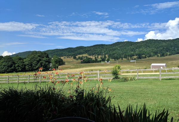 Highland County, Virginia, Monterey, Meadowdale, Vanderpool, living, resident, mountains, country, farm live,