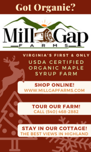 Highland County, Virginia, maple, syrup, organic, sugar, camp, farm, tour, lodging, vacation, travel, getaway, weekend, Christmas, present, presents, gift, gifts