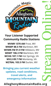 Highland County, Virginia, Allegheny Mountain Radio, travel, tourism, vacation, small business, best small town to live in, best mountain town, best place to raise children