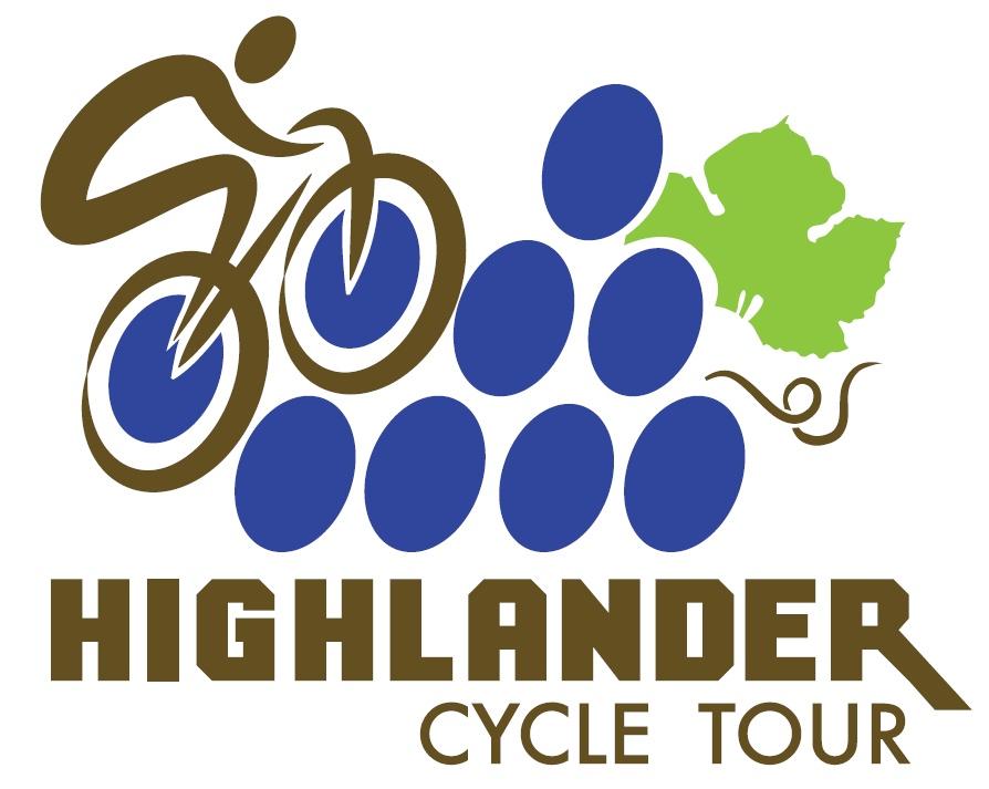 Highlander Cycle Tour logo