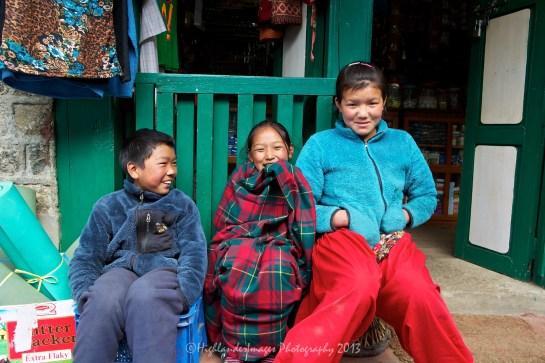 Street Life, Lukla, Nepal