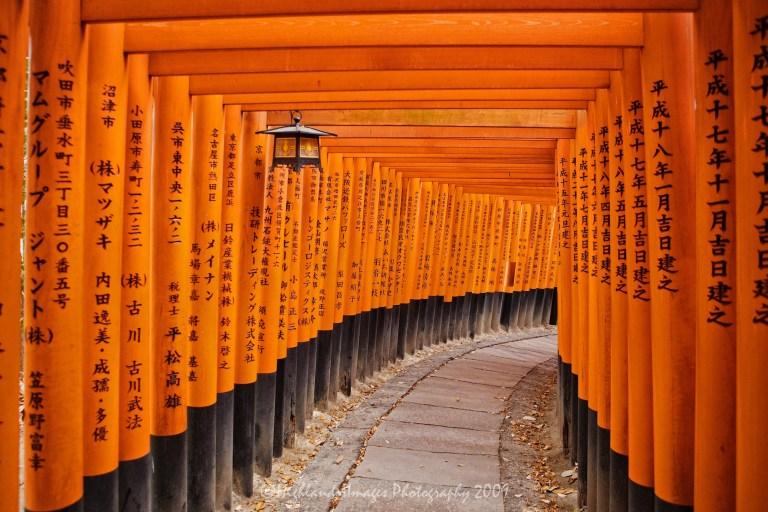 Fushimi Shrine, Inari, Kyoto