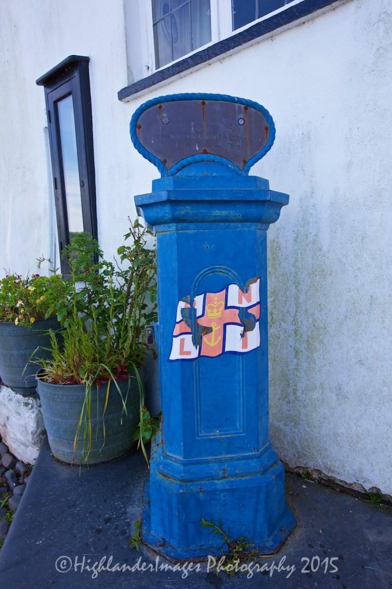 Clovelly, Devon, UK.