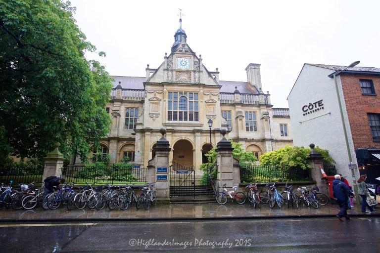 History Faculty, Oxford University, Oxford, UK.