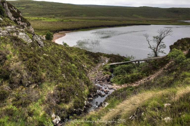 Fairy Lochs Walk, near Shieldaig