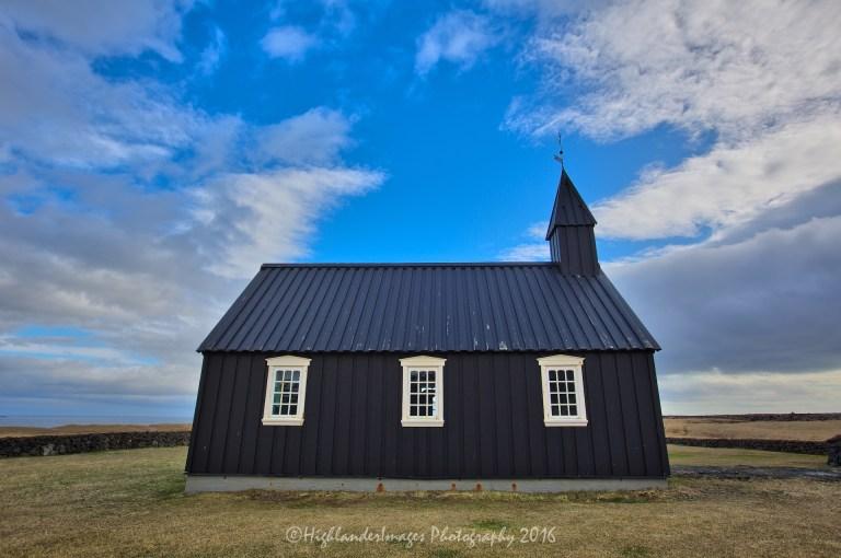 Búðir church, Búðir, Iceland