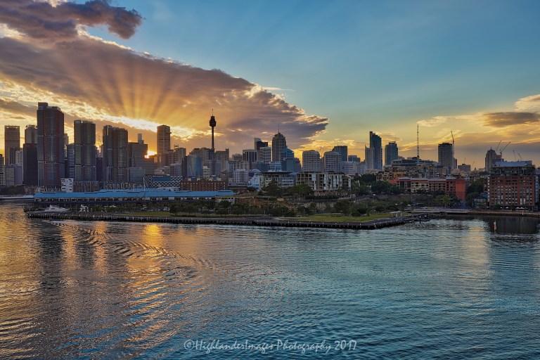 Sunrise, Sydney, Australia